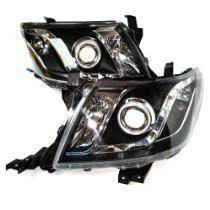 Toyota hilux vigo projector head lamp 11-13
