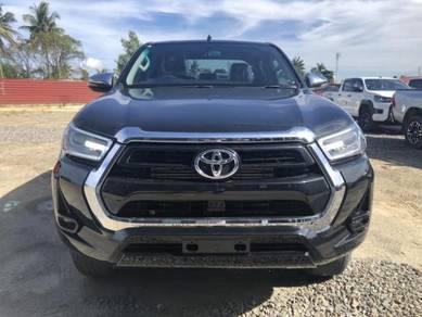 2021 Toyota HILUX V 2.4L (Auto) 4x4 Diesel Turbo