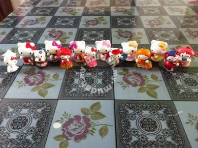 Hello Kitty Display Figurine Set B (14 pieces)