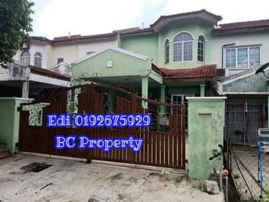 2storey house for sale at Lorong Cakera Purnama Bandar Puncak Alam