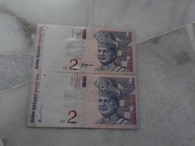 Malaysians Are Selling Old RM2 Banknotes For Up To RM50,000