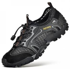 Extra Size Outdoor Sport Waterproof Hiking shoes 4
