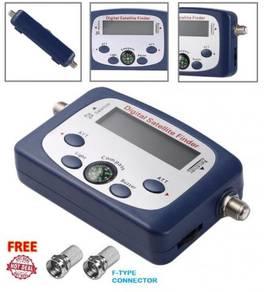 Digital Satellite Finder Signal Meter