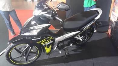 Honda Dash 125cc baru ,wasap shj, 1 msia sale,