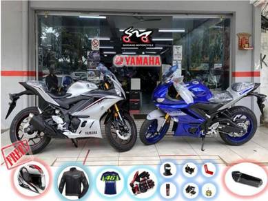 Yamaha YZF R25 R 25 - LOW DP-FREE EXHAUST !!!
