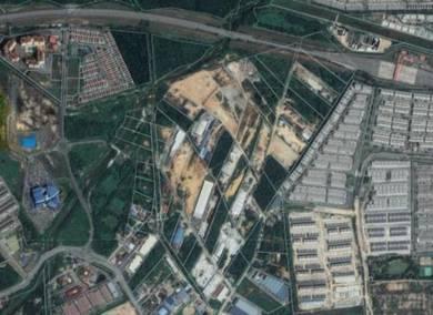 Puchong-Cyberjaya Industry Land for Sale