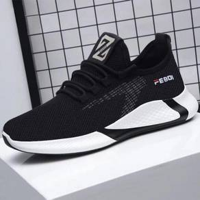 Men shoes spring trend breathable sports shoes 10