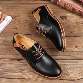 Men Extra Size Lace Up Formal Business Shoes 6
