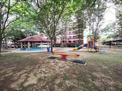 Corner Unit Garden Park Condo Kajang Near LEKAS Highway