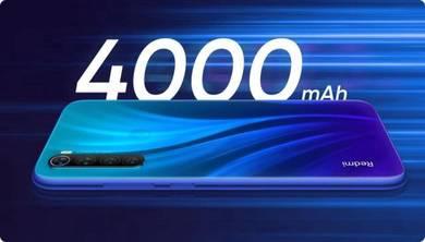 Gaming Pro Redmi Note 8 Ram 4GB Camera x4 9
