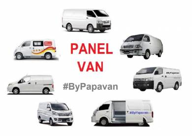 Toyota Hiace Foton View Panel Van Loan SenangLulus
