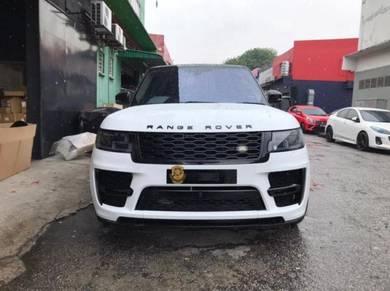 Range Rover Vogue SVO Facelift Bodykit Conversion