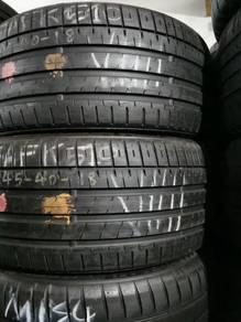 TTH 225 235 245 40 18 Michelin Pirelli Yokohama