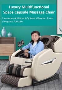 Hi-end multi-fungsi kerusi massage angkasa