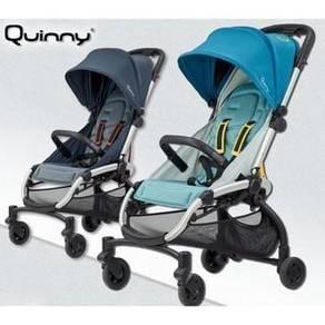 Quinny LDN (London) Stroller - GRAPHITE TWIST/GREY