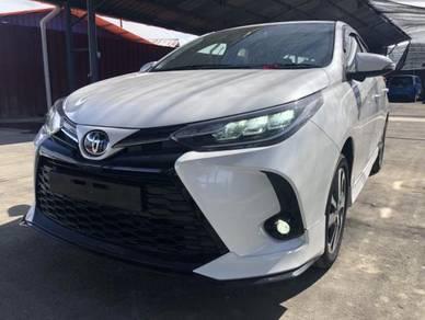 2021 Toyota YARIS E 1.5L (Auto)