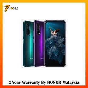 Honor 20 Pro [256GB ROM + 8GB] - Original MY Set