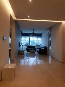 Bay 21 / 1,309 sf / 18th Flr /3 Bedroom / Fully Furnished / Likas / KK