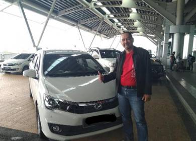 Car rental kereta sewa airport