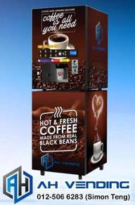 Coffee Filter Snack vending machine Penapis water