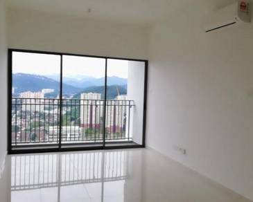 Residence Setapak , Furnished , 0% D/payment , Freehold