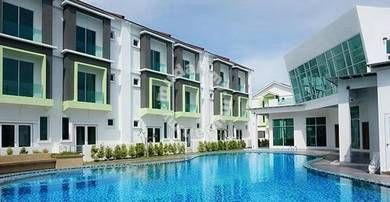 Great Value: Maple Residence | 3 Storey |Sungai Puyu | Butterworth