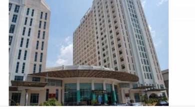 Apartment KTC Studio Di Bandar Kota Bharu, Kelantan
