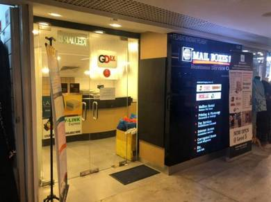 Mail Boxes Etc. Sunway Putra Mall Branch FOR SALE