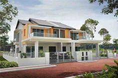[Seremban] Superlink 24x80 With Private Garden [Last 2 Bumi Lot]
