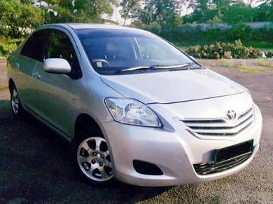 2013 Toyota VIOS 1.5 J (A)