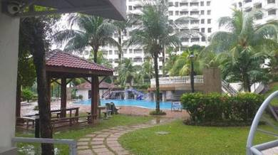 HIGH FLR Freehold Eden Seaview Condo FULLY RENO Batu Ferringhi Penang
