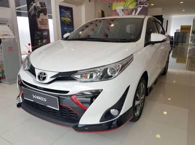 2019 Toyota YARIS 1.5 (A) FR33 5ERV1CE