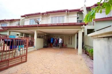 FOR SALE: Double Storey Terrace House Seksyen U12, Shah Alam