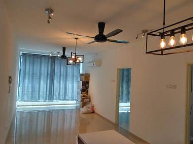 2 room apartment Vista Alam, best view
