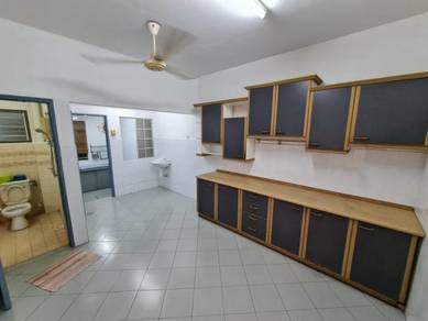 Taman Midah, 2storey House, 23x75, 24hours Gated Guarded area