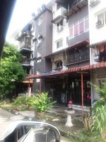 GROUND FLOOR Flat PKNS BLOK 5 Jalan 7/1 Seri Kembangan Selangor