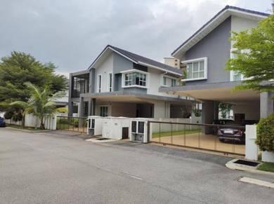 Ukay Banglo (with Tenant),Taman Ukay Seraya,Ampang Selangor (For Sale)