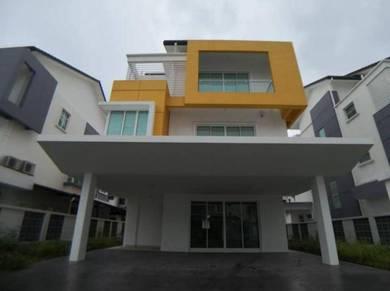 """3 Storey Bungalow (50"""" x 85"""") Taman Meranti Jaya Puchong"""