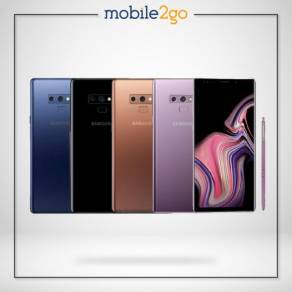 Samsung Galaxy Note 9 [128GB ROM/6GB RAM] MY Set