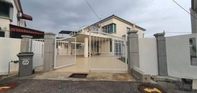 Semi D Double Storey Homestay Set FREEHOLD Melaka Tengah