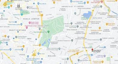 Facing main road - Retail Lot in Fiesta - Axis Pandan, Ampang