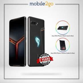 Asus ROG Phone 2 [12GB RAM/512GB ROM] Imported Set