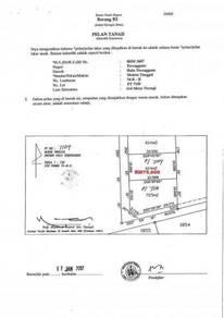 Tanah Lot Comel 614mp - 725mp Bukit Ara Depan Perumahan