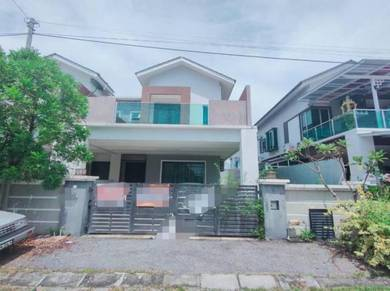 Bercham East Eden Semi-D House Fully Furnished & Renovated