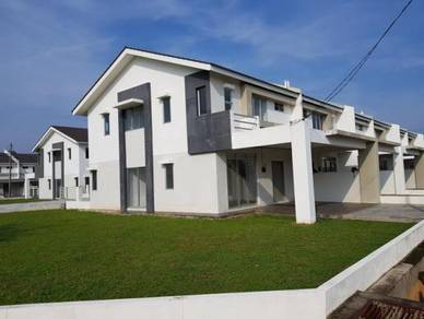 100% Loan, Brand New, Double Storey Terrace, Sungai Sg Petani