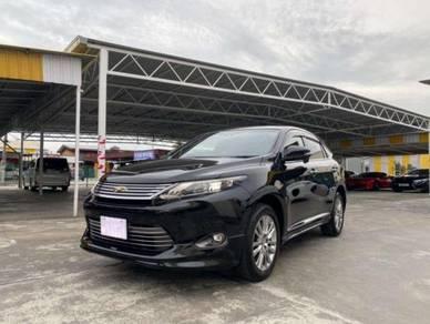2017 Toyota HARRIER 2.0 PREMIUM (A)