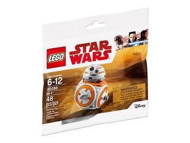 Lego Star Wars BB 8 polybag 40288