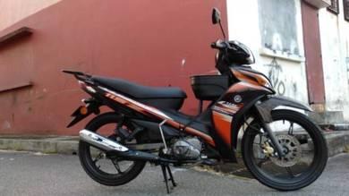 Yamaha lagenda 115 condition bagus