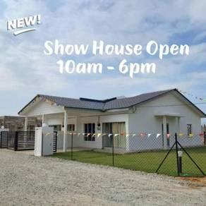 Zero Downpayment Single Storey House At Balok Baru