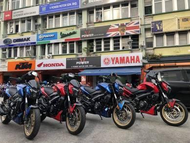 Modenas Dominor D400 ( Wang Muka Terendah !! )